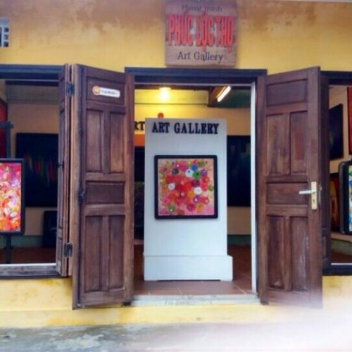 Phuc Loc Tho Gallery, Hoi An Art Galleries