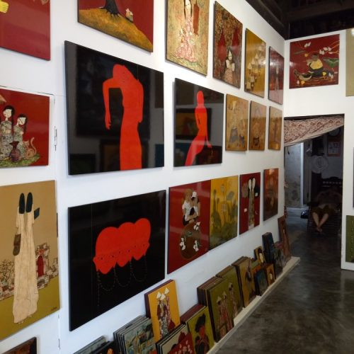 Ti Sa Gallery, Hoi An Art Galleries